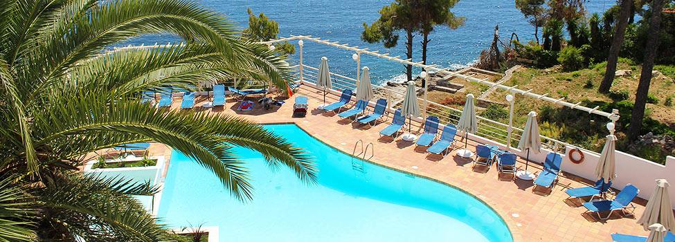 Paradise Hotel, Alonissos, Grekland