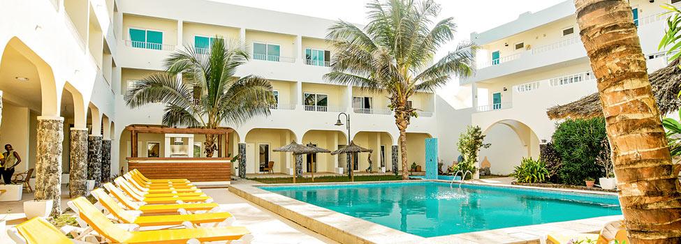 Hotel Pontão, Santa Maria, Sal, Kap Verde