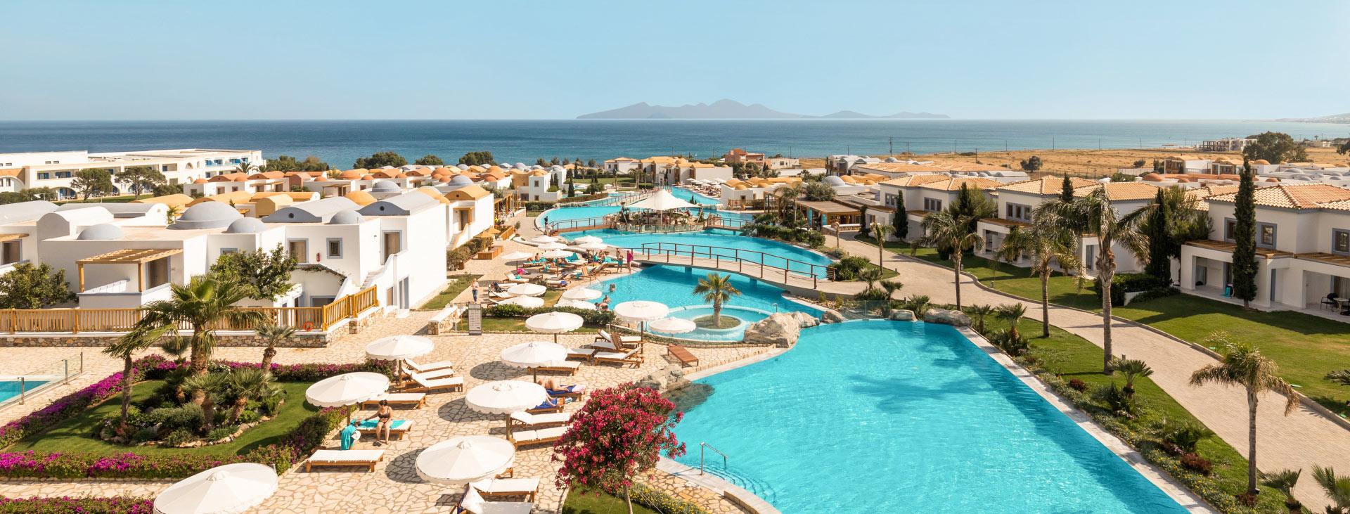 Mitsis Blue Domes Resort & Spa, Kardamena, Kos, Grekland