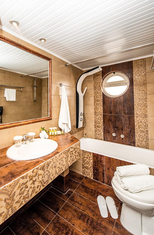 Exempel på badrum i samtliga rumstyper