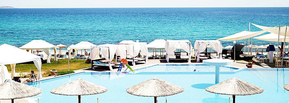 Blue Dream Palace, Limenaria, Thassos, Grekland