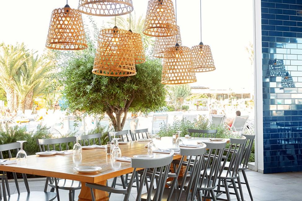 I Andrea´s Kitchen kan du njuta av god mat och dryck i trevlig miljö.