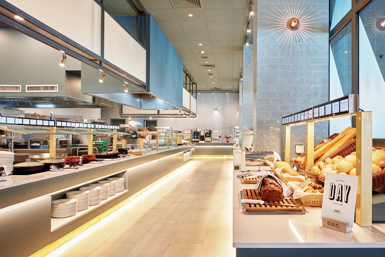 I restaurangen kan du njuta av vällagade måltider från morgon till kväll.