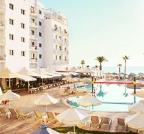 SunConnect Rising Star - barnvänligt hotell för familjesemestern.