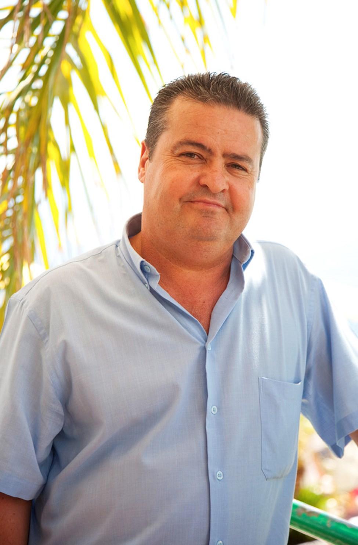 José, receptionschef