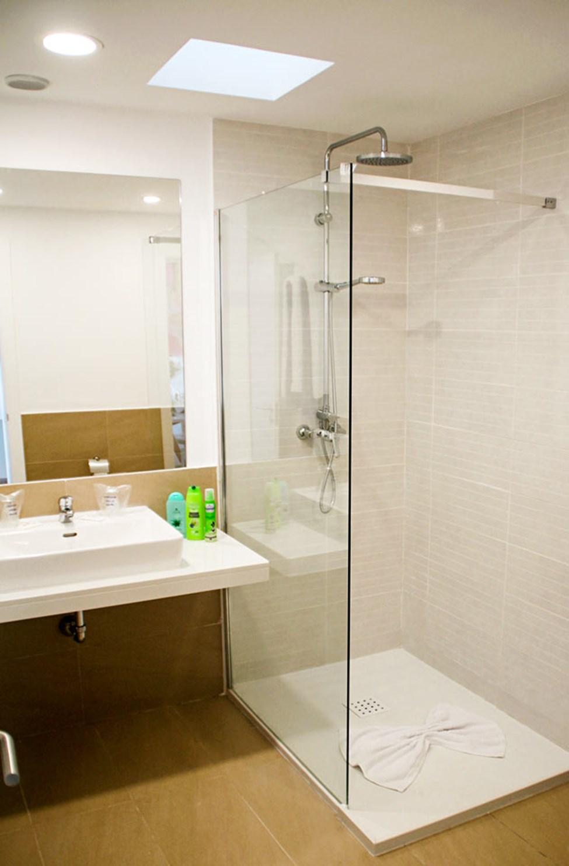 Badrummen i lägenheter typ D