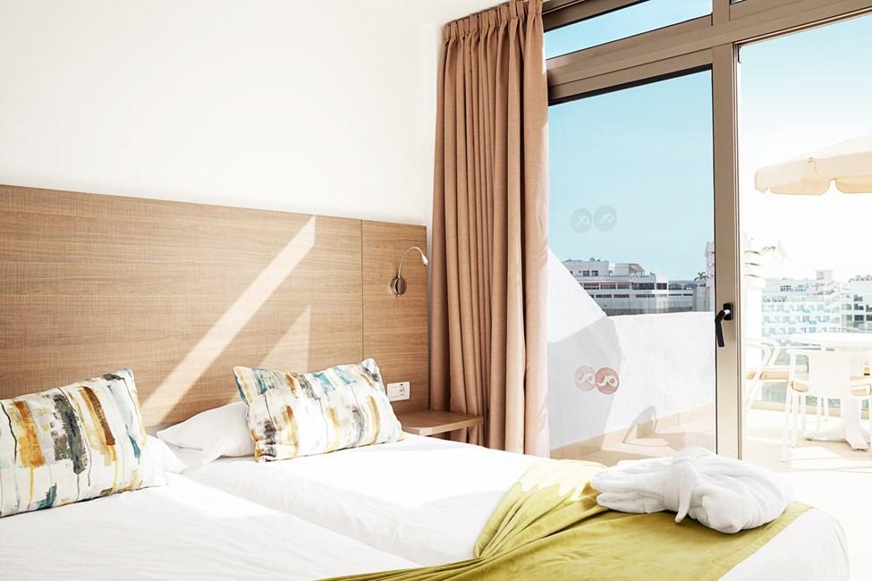 Tvårumslägenhet Club Room typ D med havsutsikt