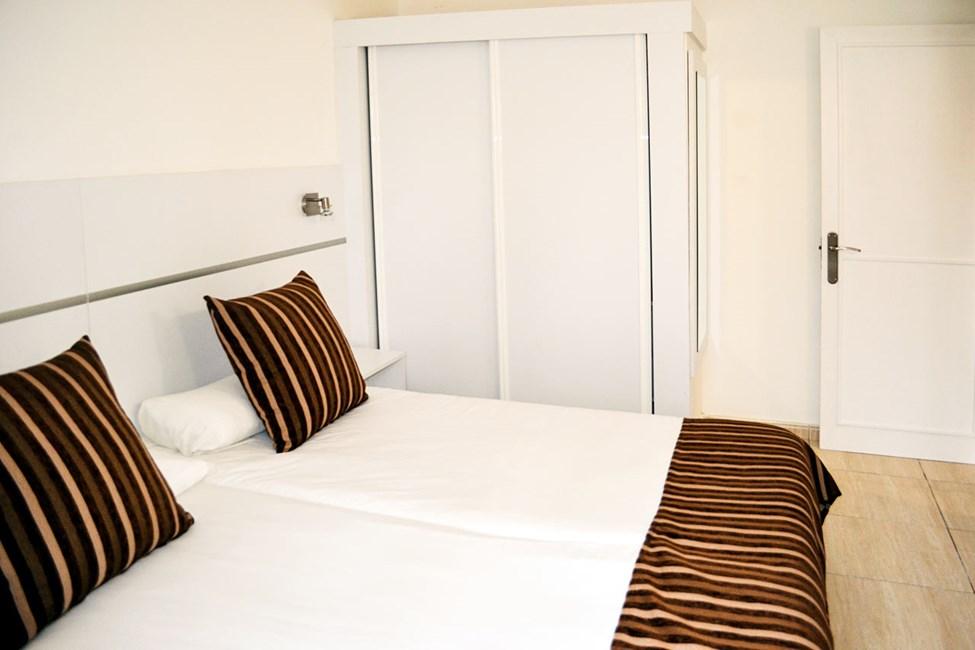 Exempel på sovrum