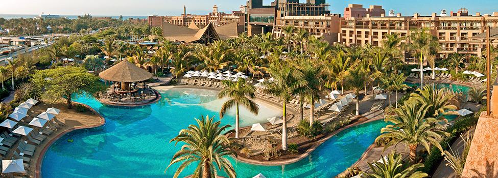 Lopesan Baobab Resort, Costa Meloneras, Gran Canaria, Kanarieöarna