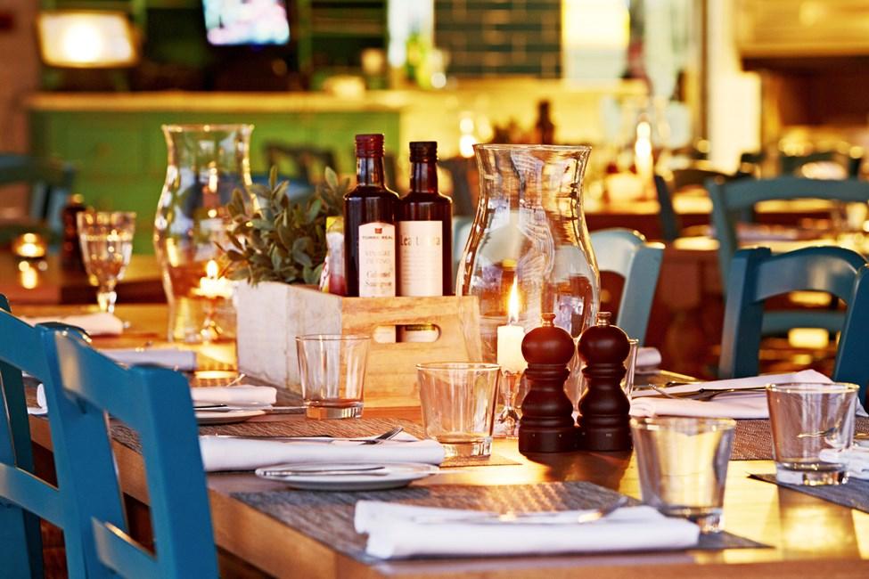 Miguel's Kitchen är vår lokala kvarterskrog där du kan njuta av både lunch och middag