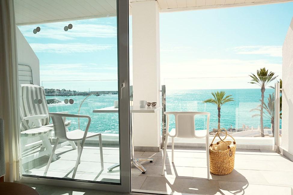 Enrumslägenhet ROYAL FAMILY SUITE, balkong med havsutsikt