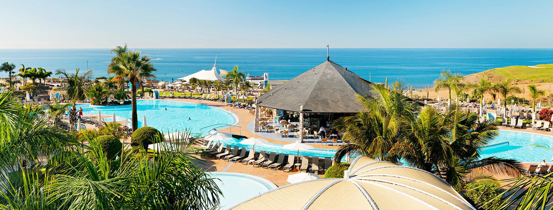 H10 Playa Meloneras Palace, Costa Meloneras, Gran Canaria, Kanarieöarna