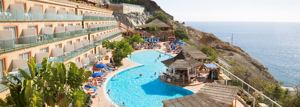 Mogan Princess & Beach Club, Playa de Taurito, Gran Canaria, Kanarieöarna