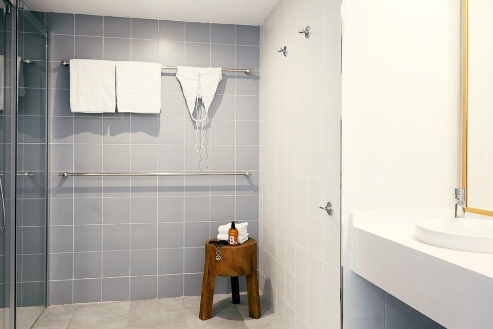 3-rums Club Suite med terrass och access till privat, delad pool