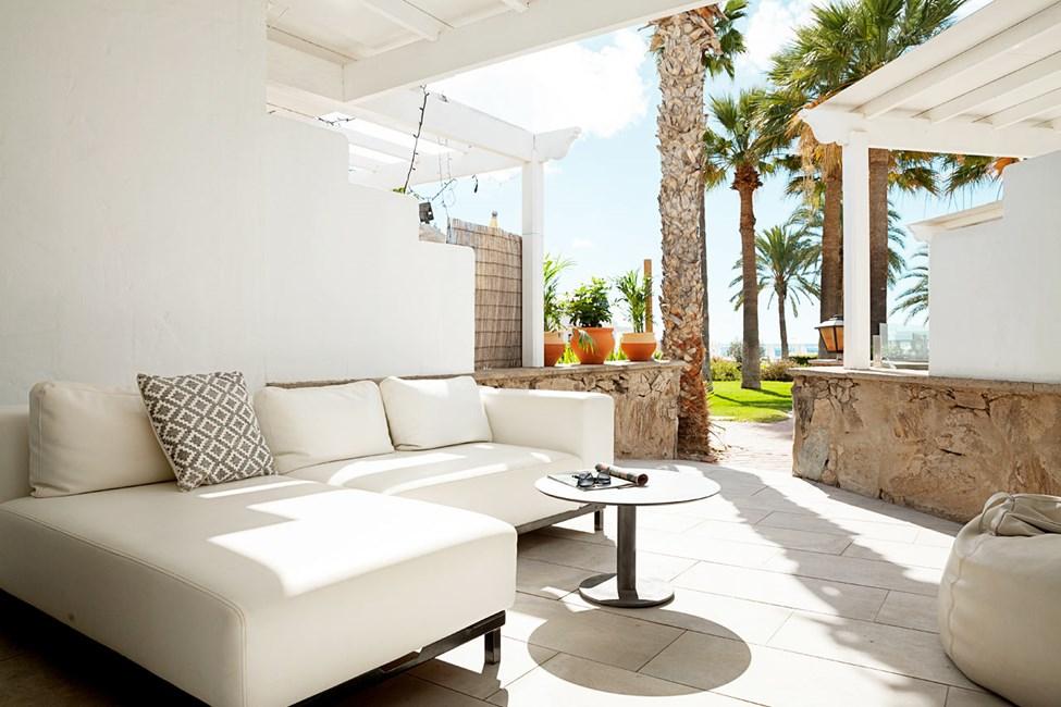 3-rums Generous Suite med terrass mot trädgården