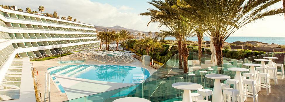 Santa Monica Suites Hotel, Playa del Inglés, Gran Canaria, Kanarieöarna
