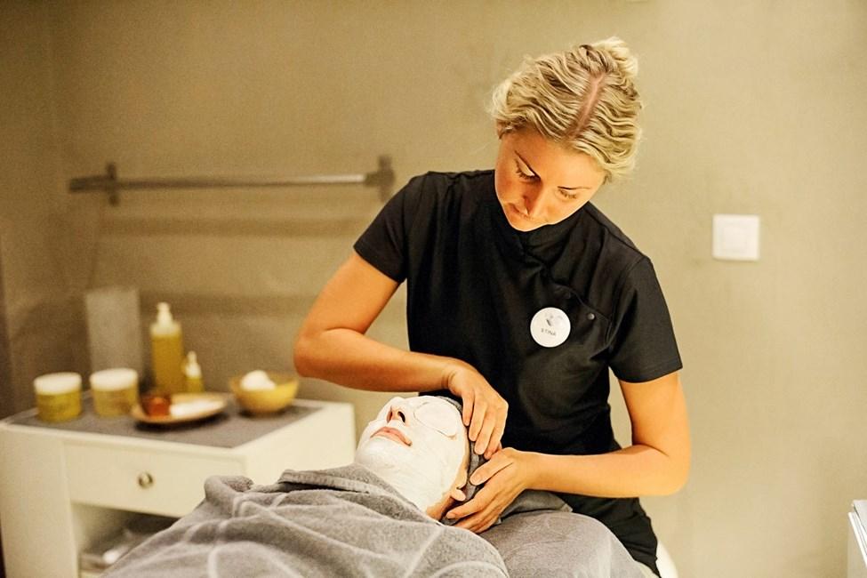 Sunprime Spa erbjuder sköna behandlingar för hela kroppen.