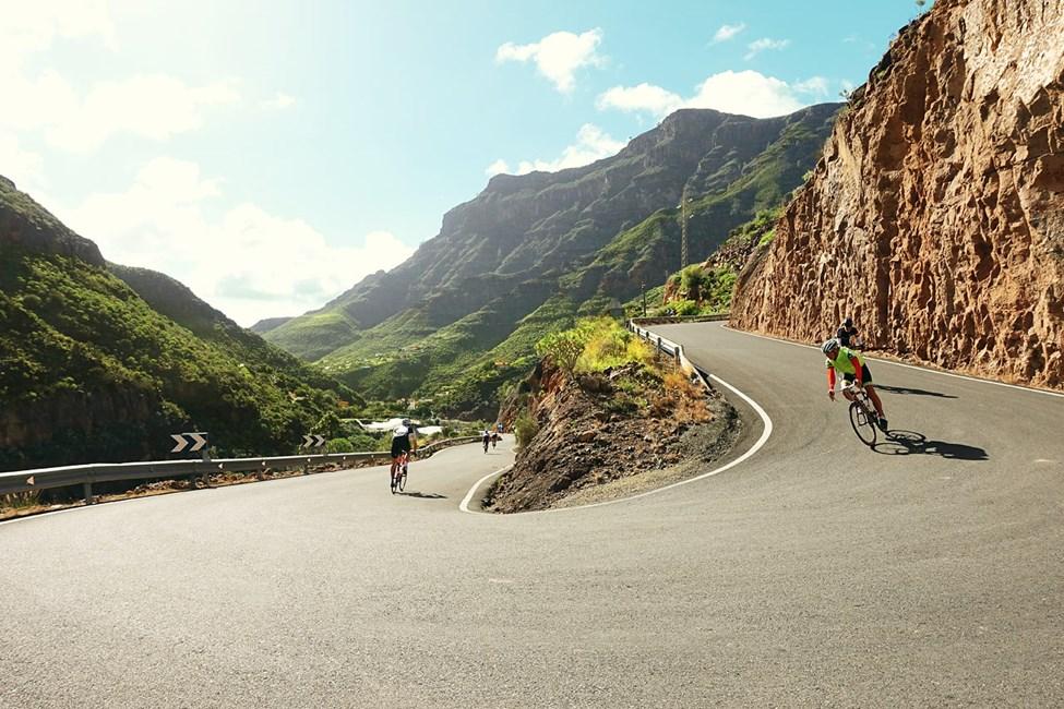 Kombinera din semester med cykelträning.