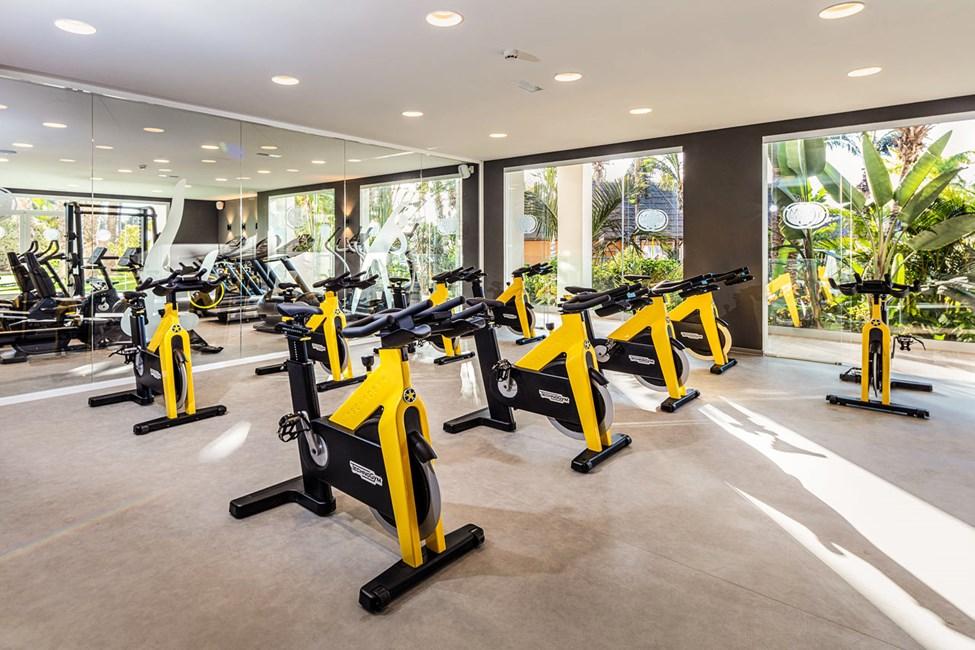 Som gäst på Tabaiba Princess har du tillgång till hotellets gym