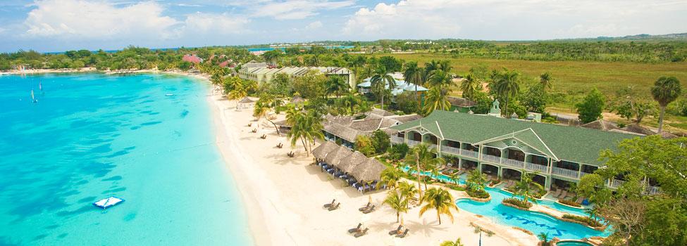 Sandals Negril Beach Resort & Spa, Negril, Jamaica, Karibien/Västindien & Centralamerika