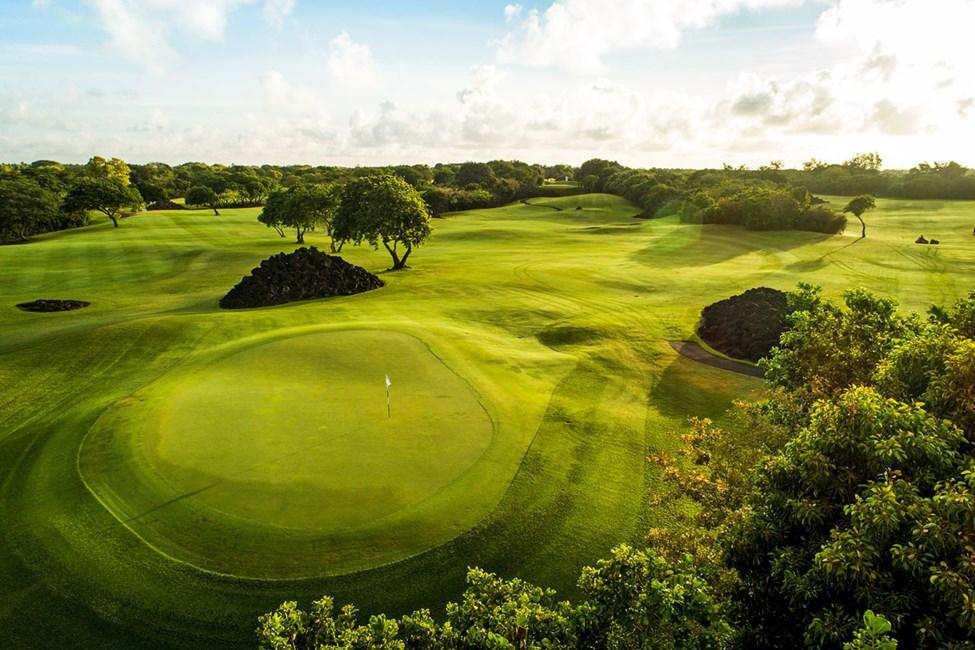 The Links golfbana