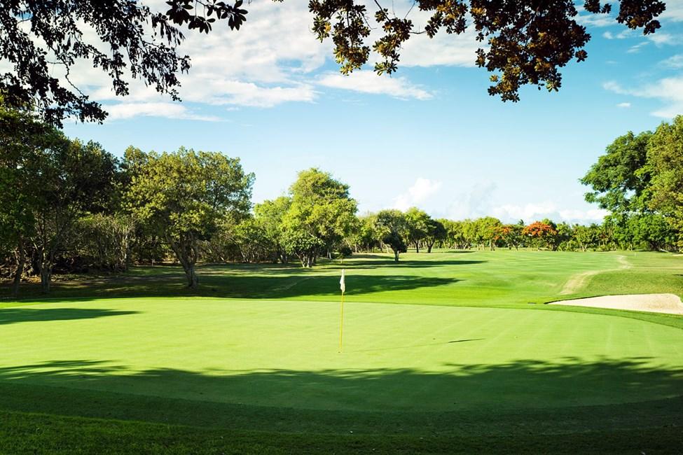 The Legend golfbana