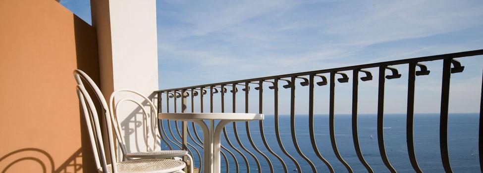Il Gabbiano, Positano, Amalfikusten, Italien