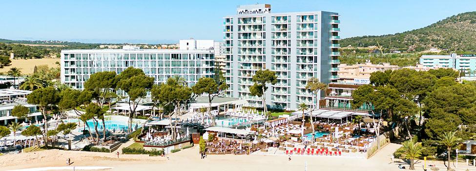 Melia South Beach, Palma Nova/Magaluf, Mallorca, Spanien