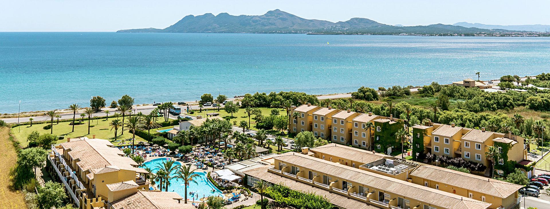 Club del Sol Resort & Spa, Puerto Pollensa, Mallorca, Spanien