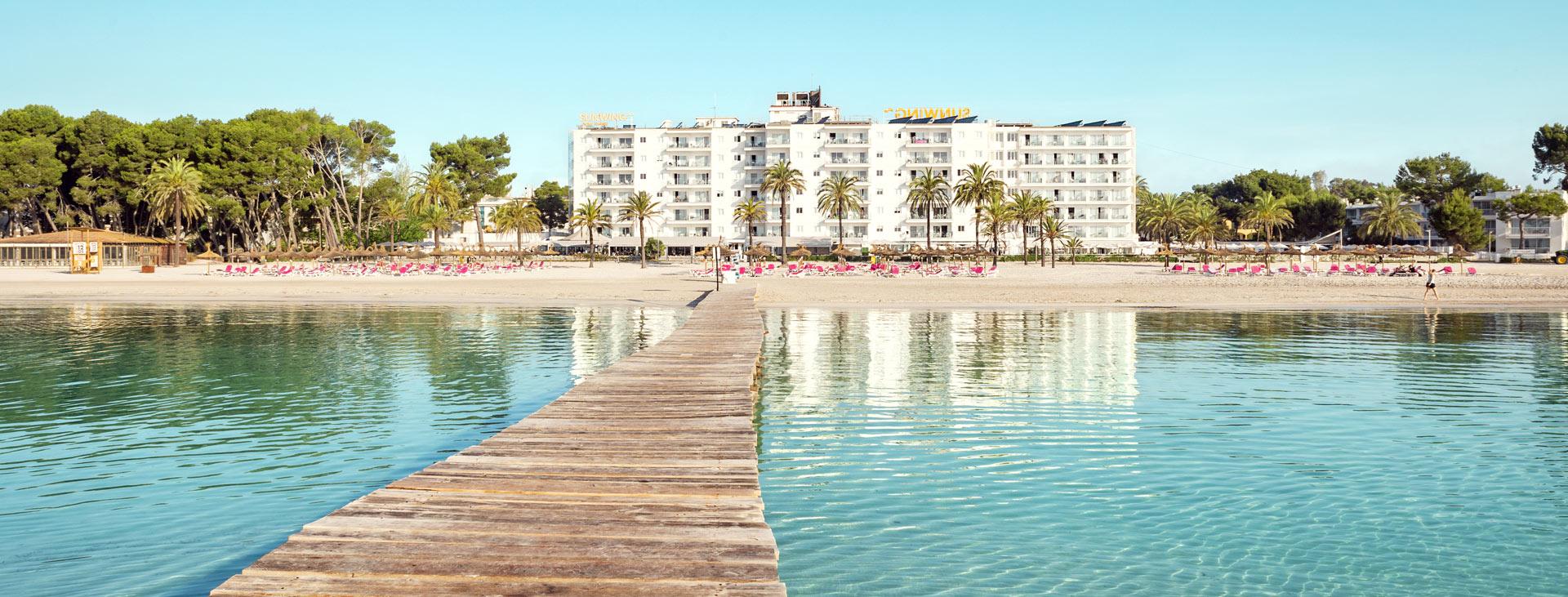 Sunwing Alcudia Beach, Alcudia, Mallorca, Spanien