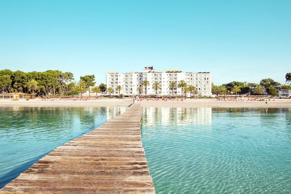 Sunwing Alcudia Beach - mitt på Alcudias finaste strand.