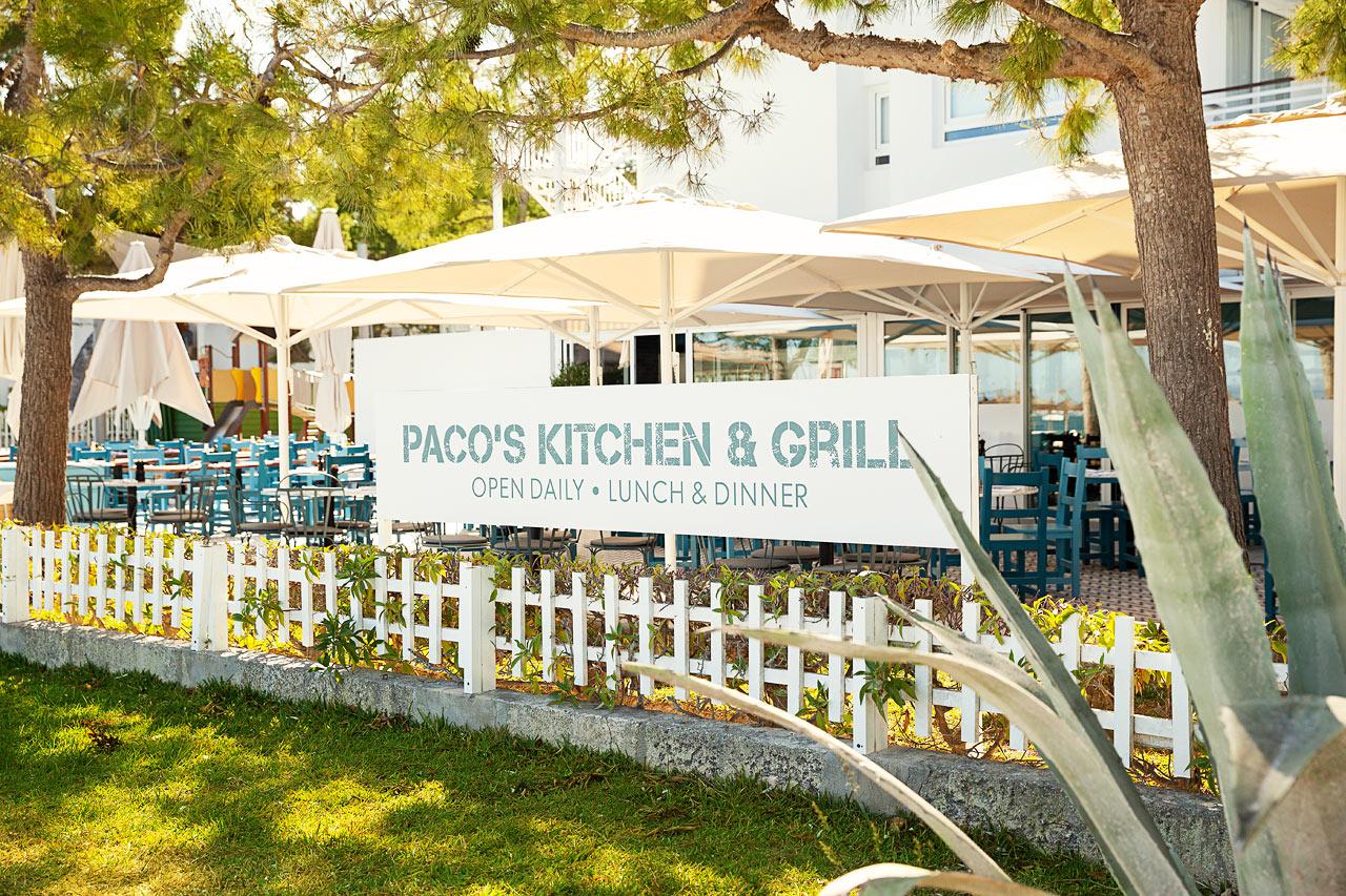 Paco's Kitchen i Princesa.