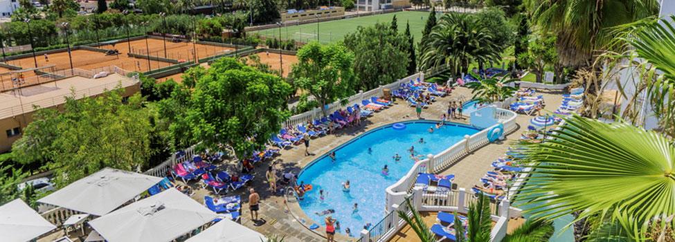 Holiday Center, Santa Ponsa, Mallorca, Spanien