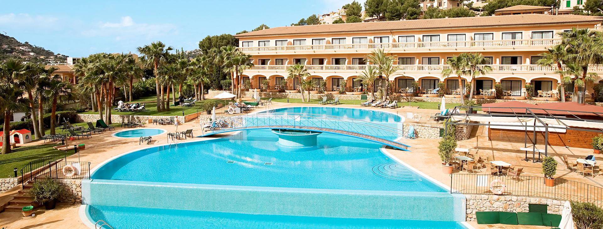Mon Port Hotel & Spa, Port de Andratx, Mallorca, Spanien