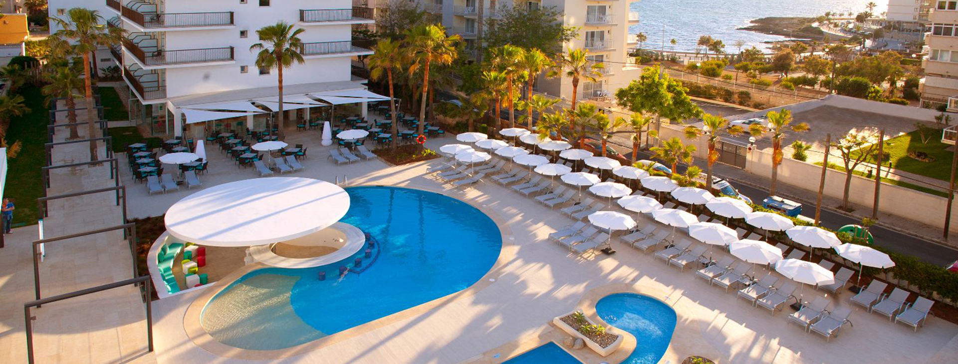 JS Palma Stay, Playa de Palma, Mallorca, Spanien