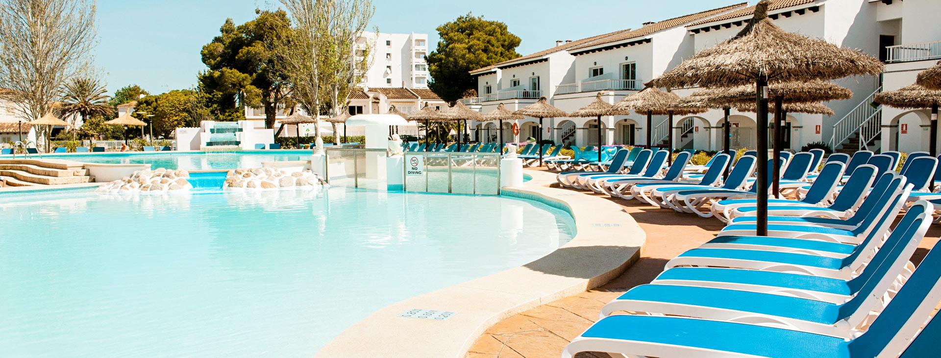 Sea Club, Alcudia, Mallorca, Spanien
