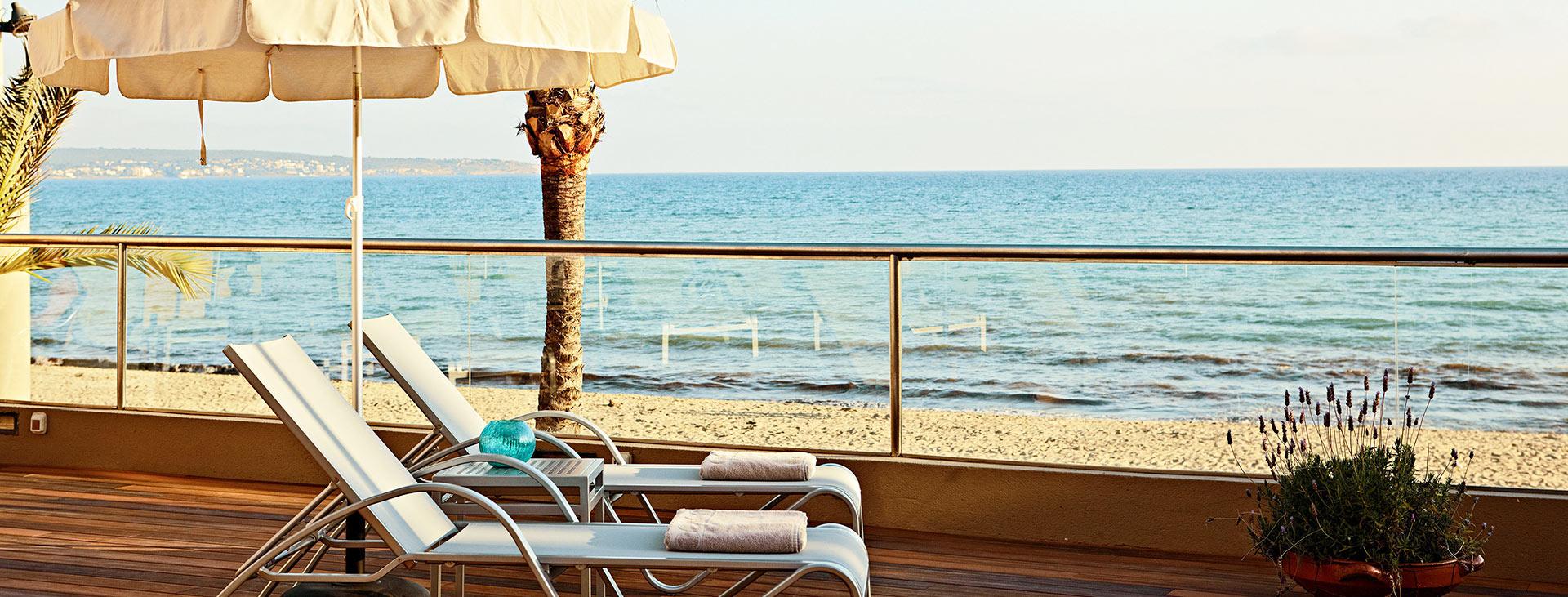 Sunprime Palma Beach, Playa de Palma, Mallorca, Spanien