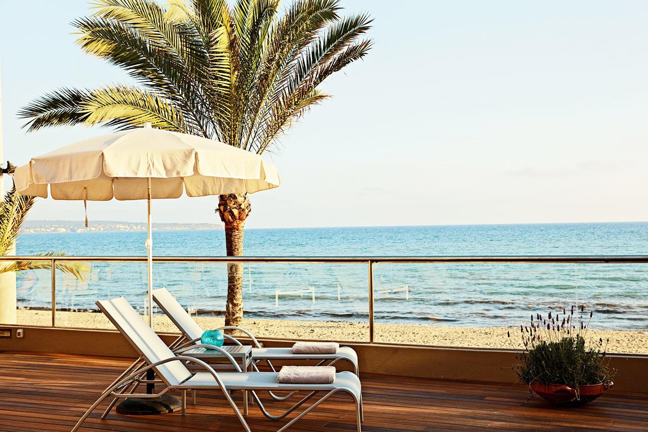 Medelhavet ligger bokstavligen vid dina fötter