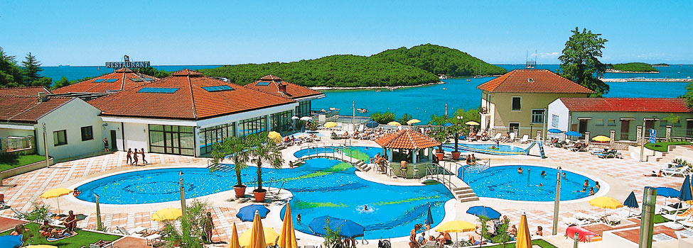 Belvedere, Vrsar, Istrien, Kroatien