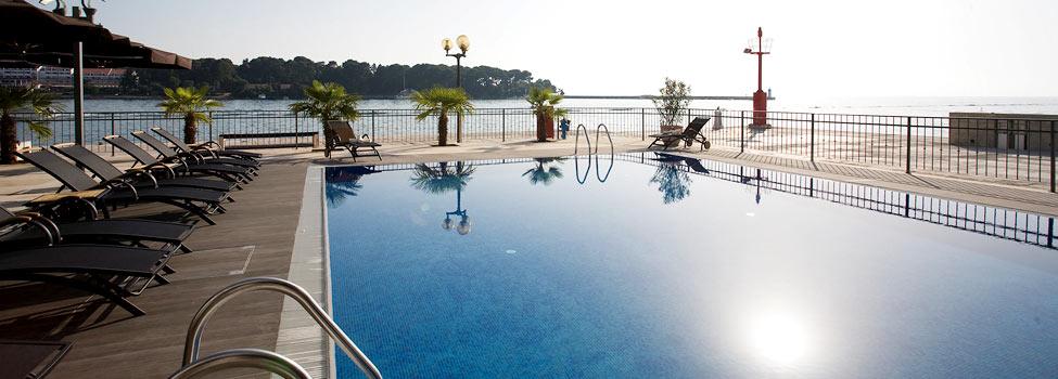BO Hotel Palazzo, Porec, Istrien, Kroatien
