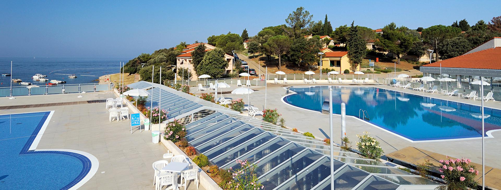 Resort Petalon Rooms, Vrsar, Istrien, Kroatien