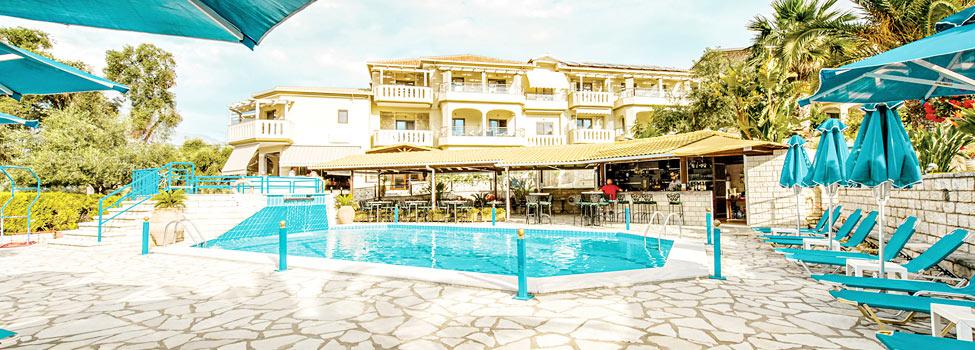 Adams Hotel, Parga, Parga-området, Grekland