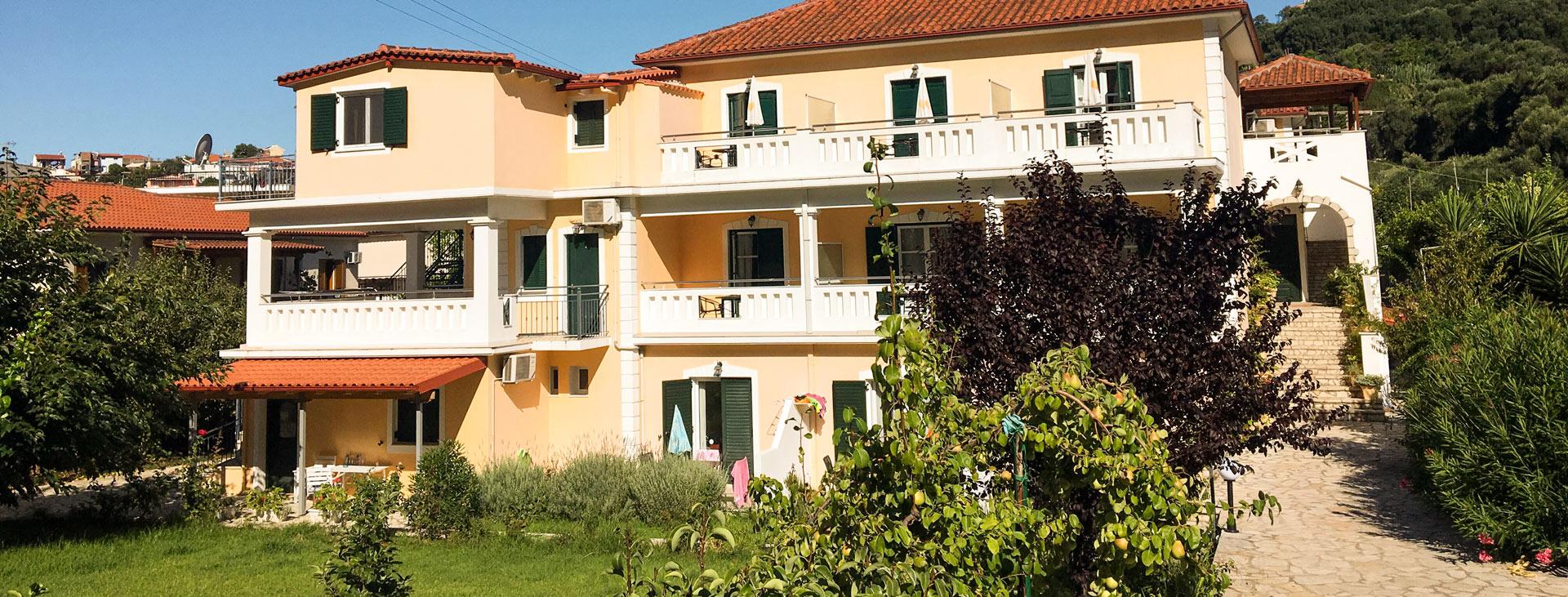Villa Perivoli, Parga, Parga-området, Grekland