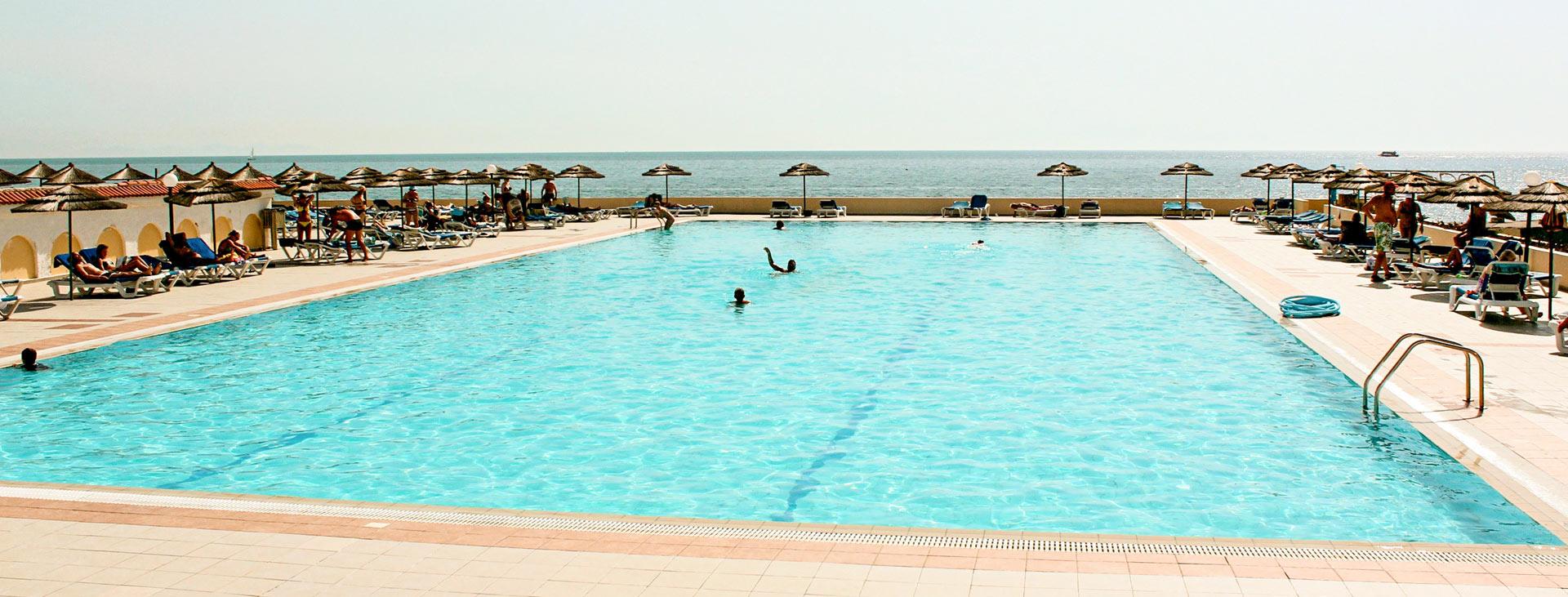 Eden Roc Resort, Kallithea, Rhodos, Grekland