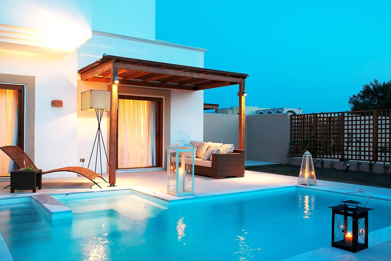 hotell med egen pool kroatien