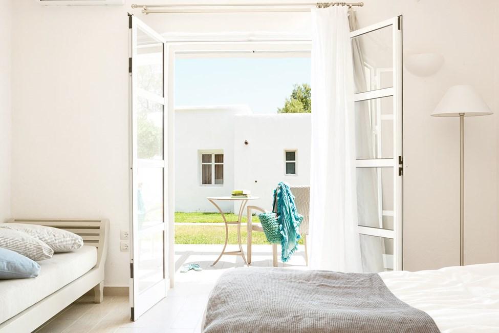 Classic Suite med terrass, inredningen kan variera