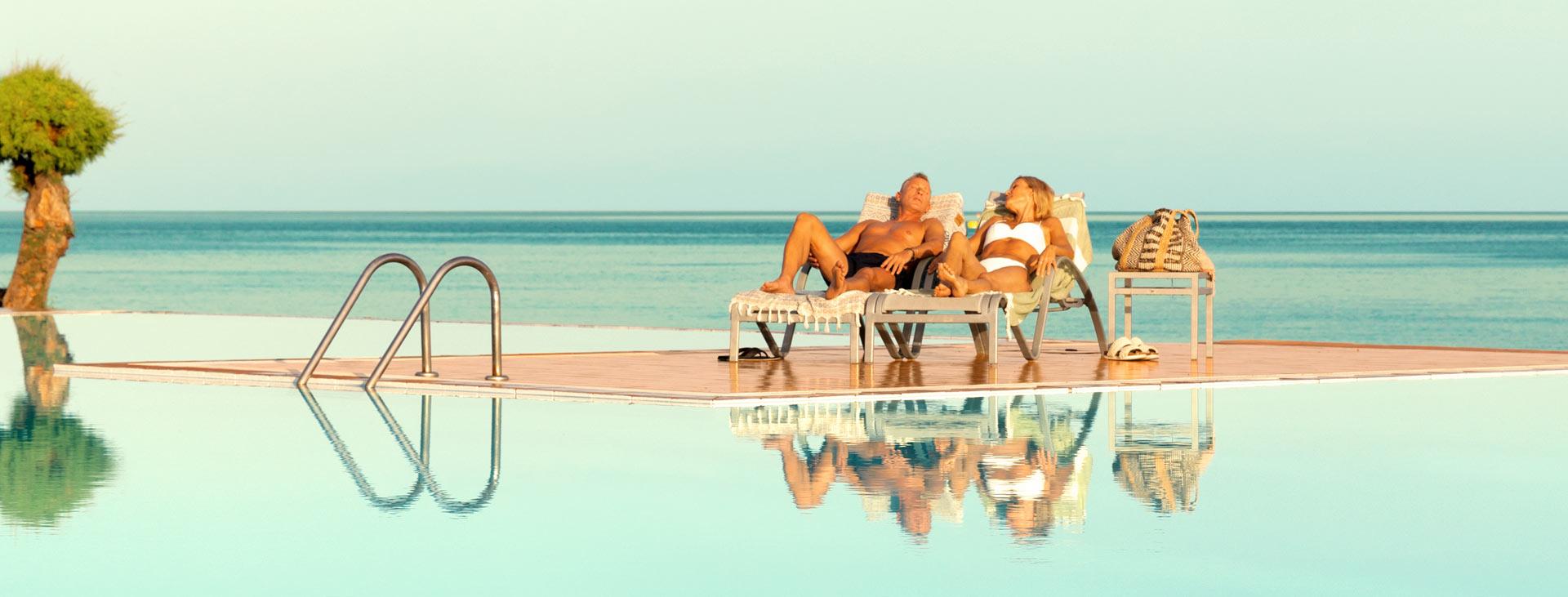 Sunprime Miramare Beach, Rhodos västkust, Rhodos, Grekland