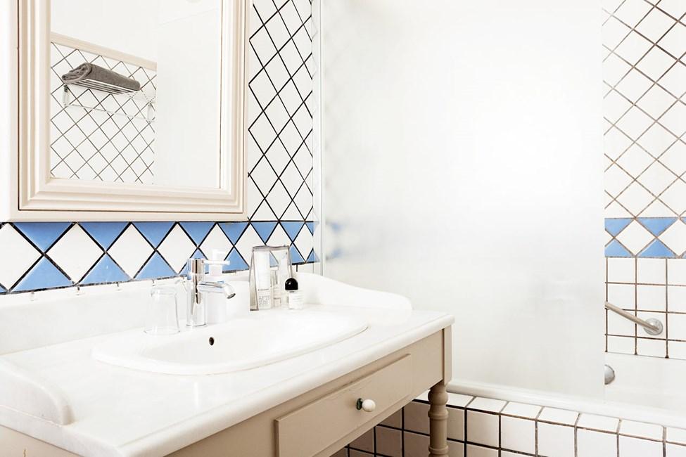 Exempel på badrum.