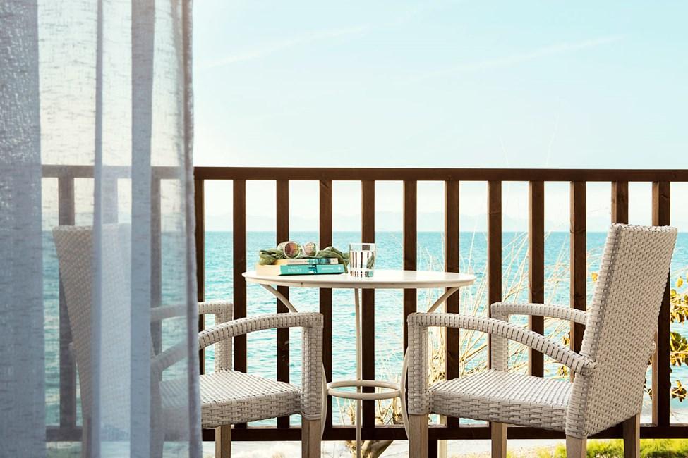 Classic Suite, balkong med havsutsikt