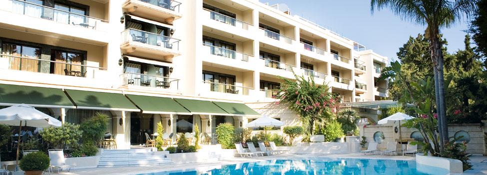 Rodos Park Suites & Spa Hotel, Rhodos stad, Rhodos, Grekland